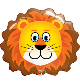"Loveable Lion 29"" Mylar Balloon"