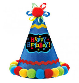 Birthday Brights Cone Hat