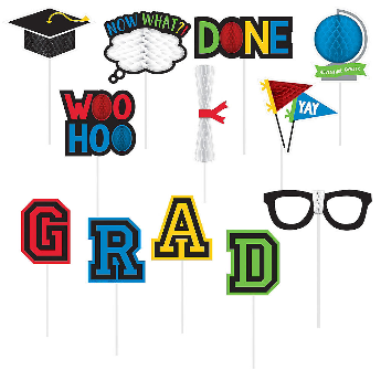Graduation Photo Booth Props (12)