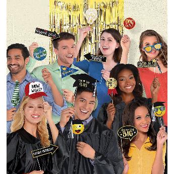 Graduation Photo Booth Kit (21)