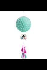 Yay Grad Honeycomb Ball with Tail