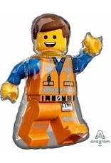 Lego Movie 2 Mylar Balloon