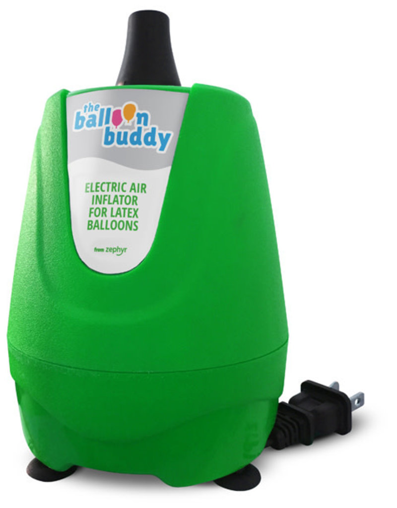 Zephyr Balloon Buddy Electric Air Inflator