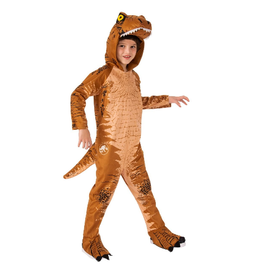 Child T-Rex Oversized Jumpsuit Small (4-6)