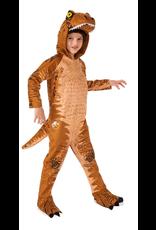 Child T-Rex Oversized Jumpsuit Medium (8-10)