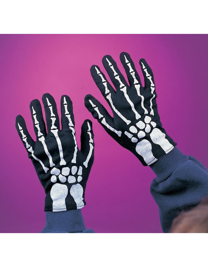 Child Skeleton Gloves