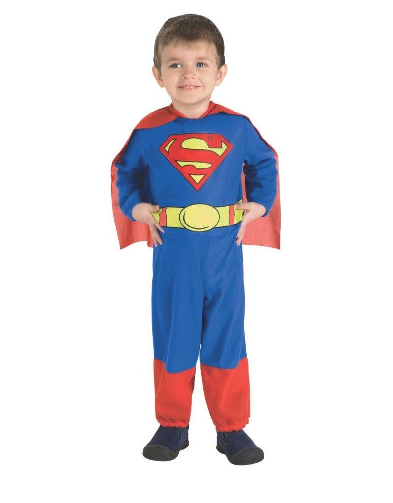 Superman (2-4) Toddler Costume