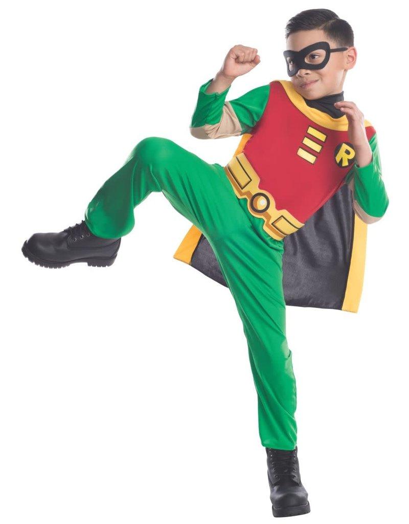 Child Robin - Teen Titans Large (12-14)