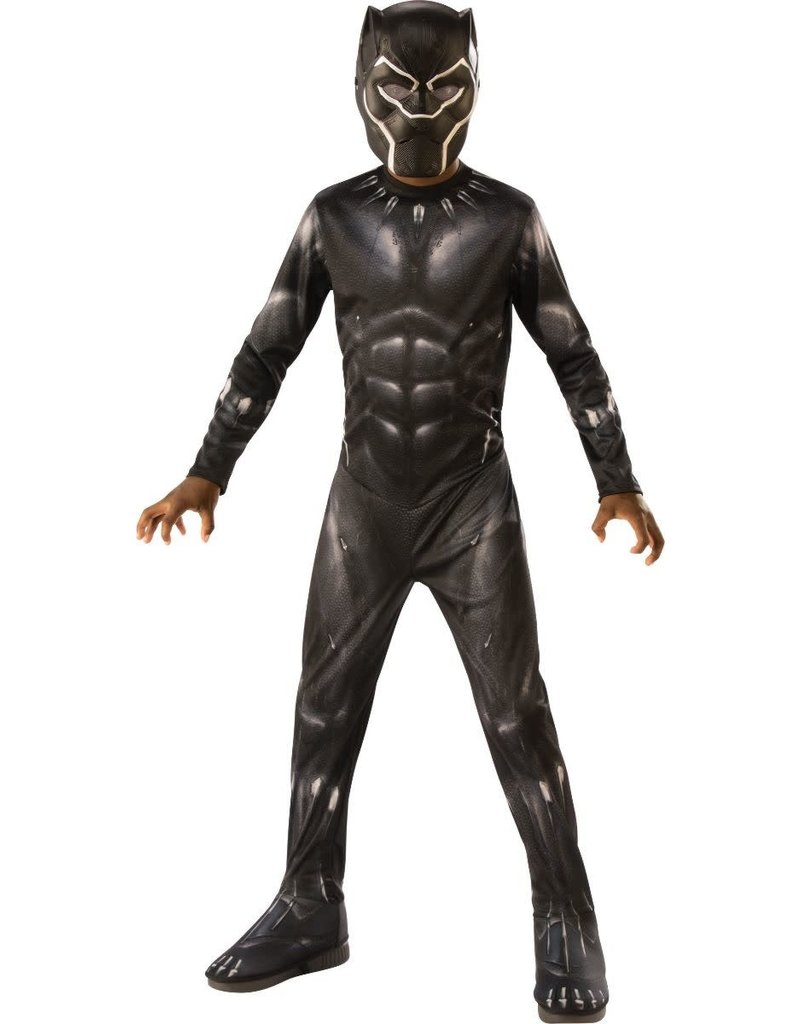 Child Black Panther - Medium (8-10) Costume