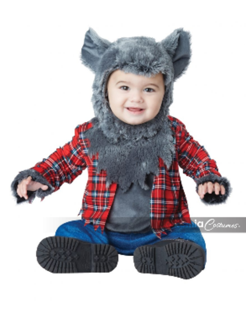 Wittle Werewolf 18-24 Months Toddler Costume