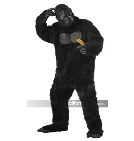 Men's Costume Gorilla