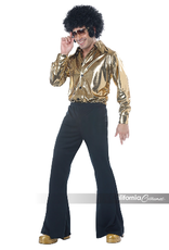 Men's Costume Disco King XLarge