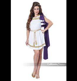 Women's Costume Grecian Toga Dress XLarge