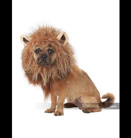 Dog Costume King of the Jungle Large