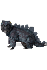 Dog Costume Stegosaurus Large