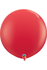 "36"" Red Balloon (Without Helium)"