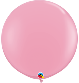 "36"" Pink Balloon (Without Helium)"