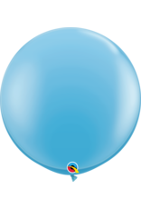 "36"" Pale Blue Balloon (Without Helium)"