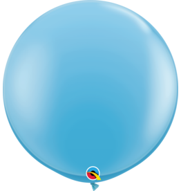 """36"""" Pale Blue Balloon Uninflated"""