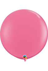 """36"""" Rose Balloon (Without Helium)"""