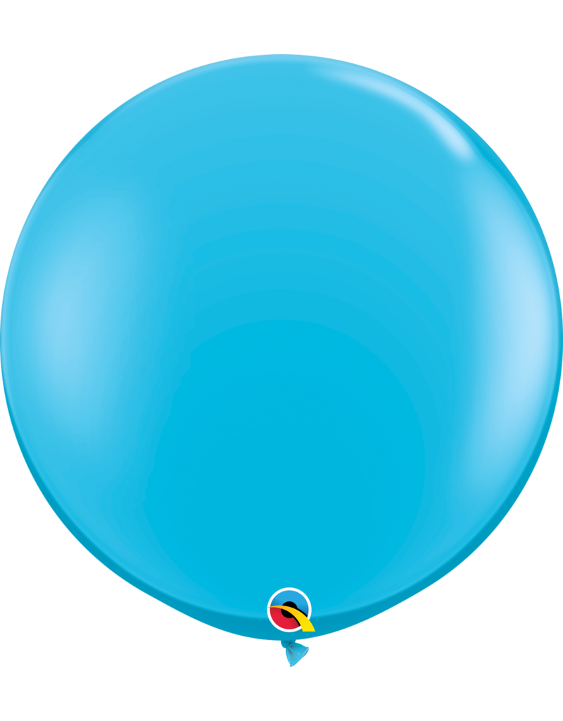 "36"" Robin's Egg Blue Balloon (Without Helium)"