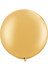 "30"" Gold Balloon (Without Helium)"