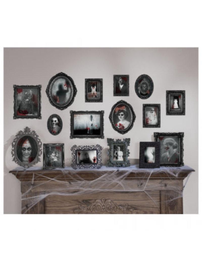 Dark Manor Frame Cutouts