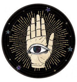 """Spooks and Spells 7"""" Plate (8)"""