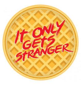 """Stranger Things 7"""" Plate"""