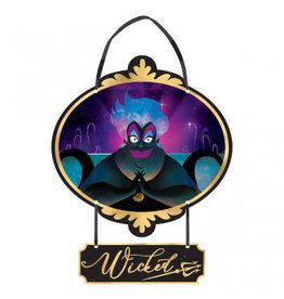 Disney Villian Mini Message Sign