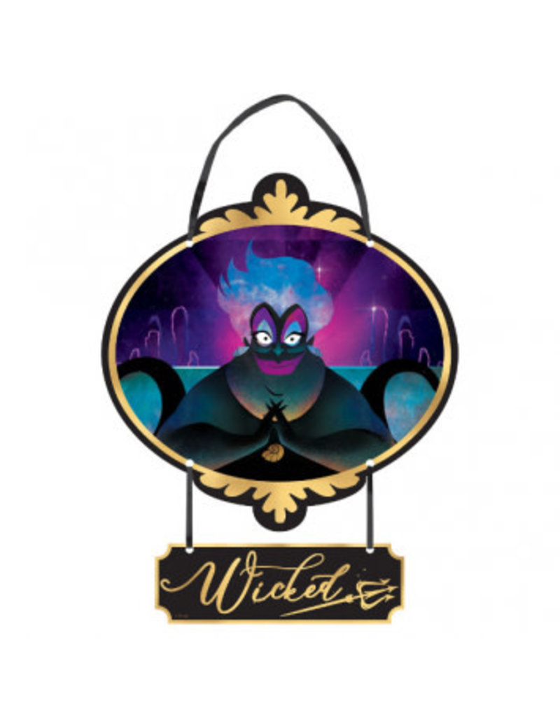 Disney Villian Mini Message Sign