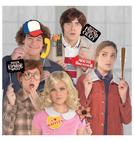 Stranger Things Photo Props