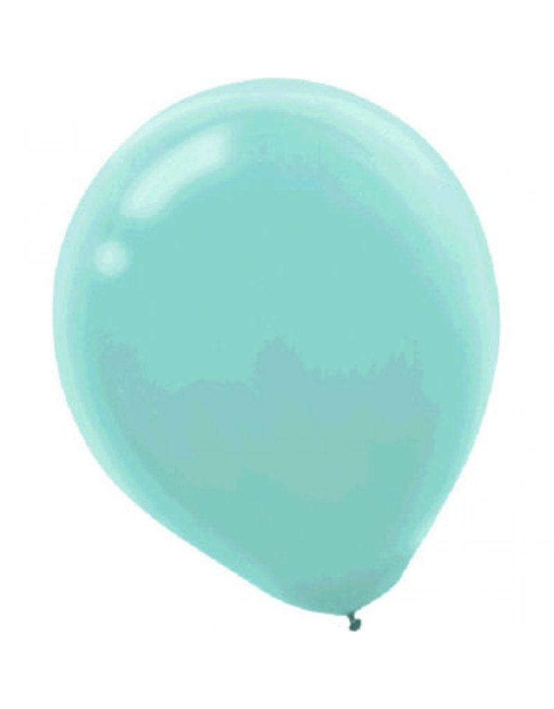 """Robin's-egg 11"""" Blue Latex Balloons (72)"""