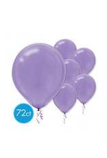 "Purple 11"" Latex Balloons (72)"