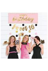 Blush Sixteen Photo Booth Kit