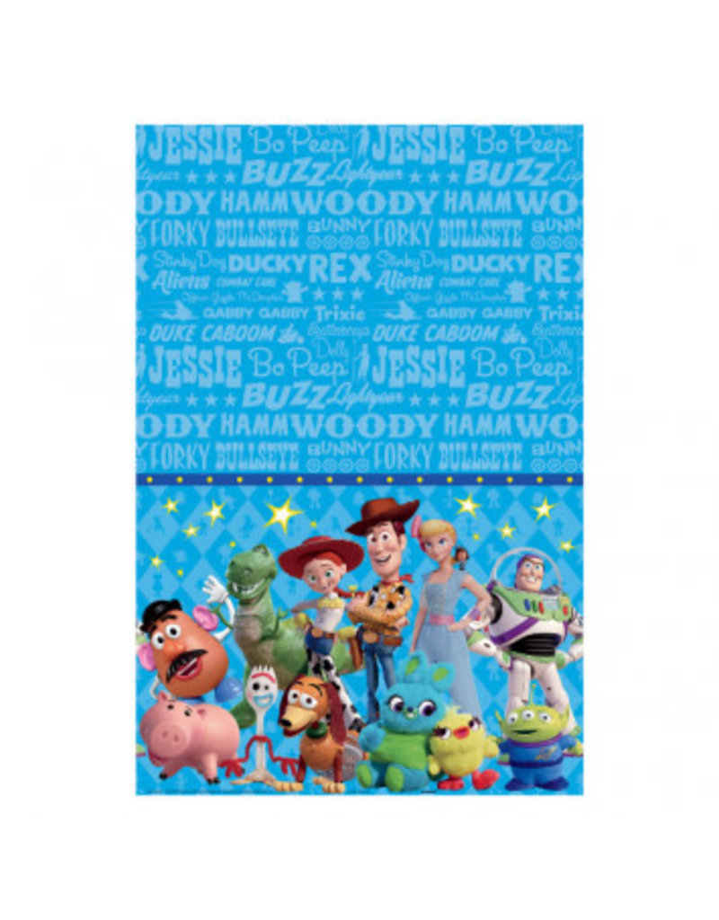 Disney/Pixar Toy Story 4 Plastic Table Cover