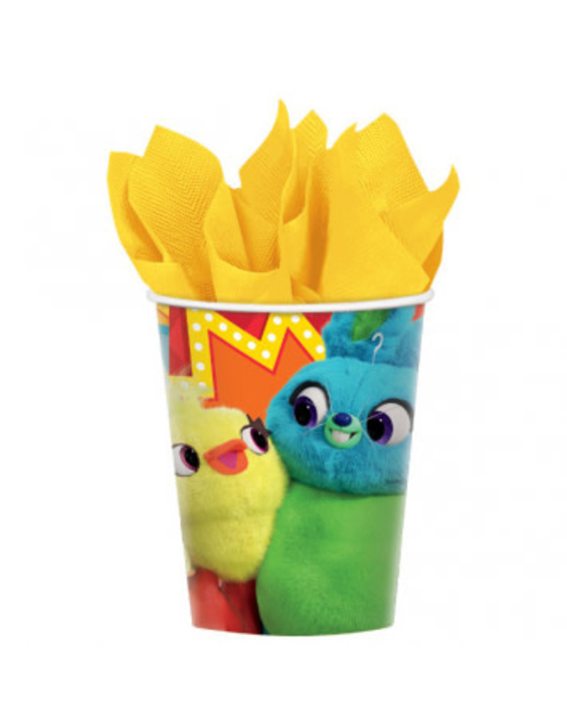 Disney/Pixar Toy Story 4 Cups (8)