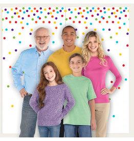 Scene Setters® - Rainbow Dots