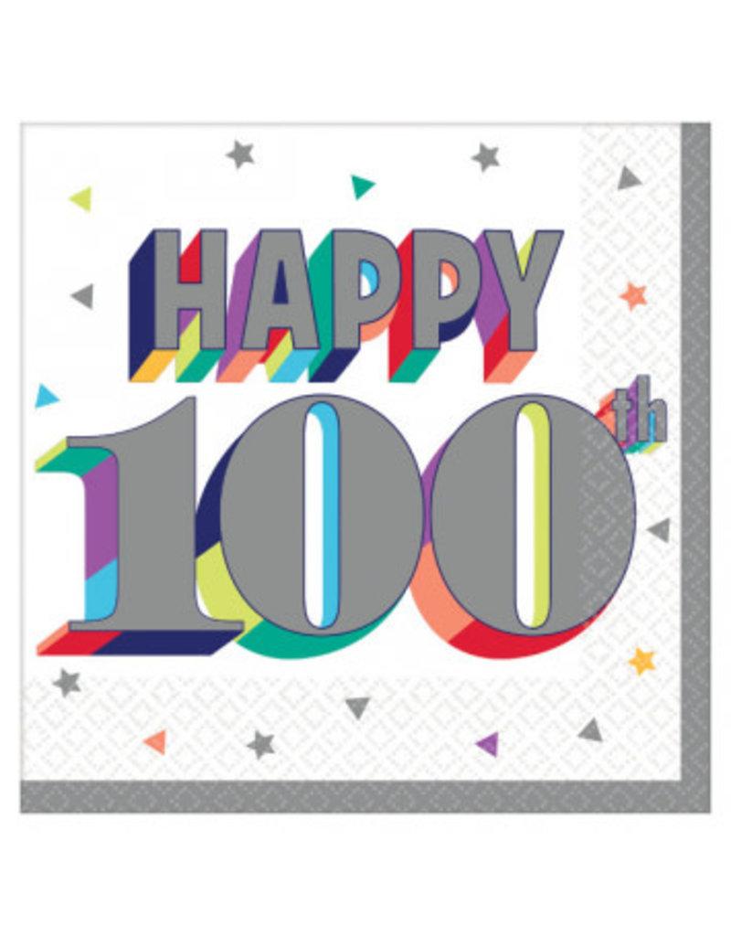 Here's To 100 Beverage Napkins (16)