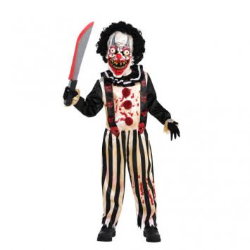 Child Slasher Clown - X-Large (14-16)