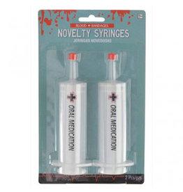 Oversized Novelty Syringes