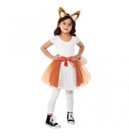 Child Fox Ears & Tutu One Size