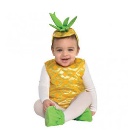Infant Costume Precious Pineapple - 6-12 Months