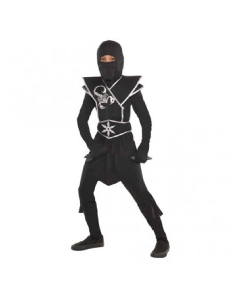 Child Black Ops Ninja - Medium (8-10) Costume