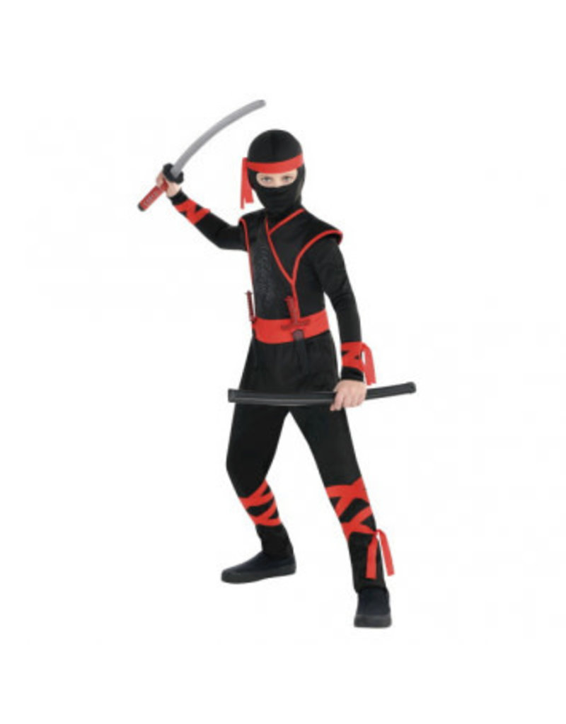 Child Shadow Ninja - X-Large (14-16)