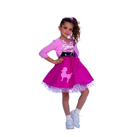 Child 50s Girl - Small (4-6)