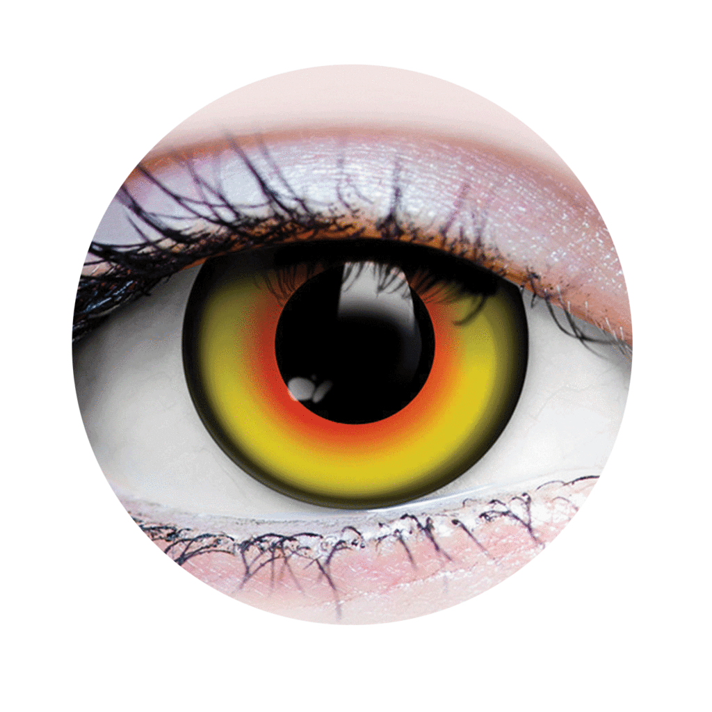 PRIMAL® Mad Hatter Contacts (90 Day)