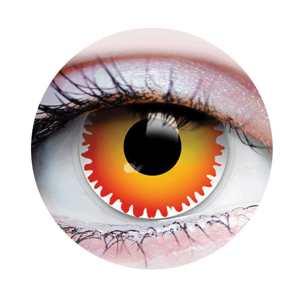 PRIMAL® Pennywise Contacts (90 Day)
