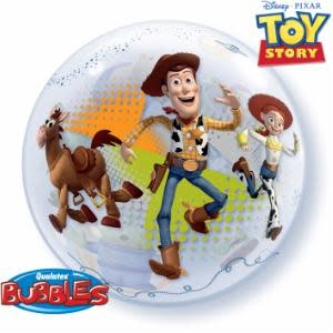 "Toy Story 22"" Bubble Balloon"