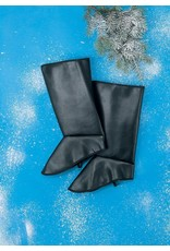 Deluxe Adult Santa Boot Tops